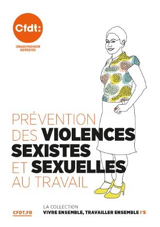 Vignette du document Prévention des violences sexistes et sexuelles au travail. Guide à l'attention des syndicalistes