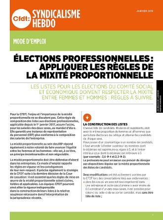 mixite proportionnelle