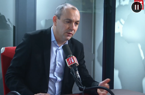 Laurent Berger sur rfi