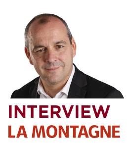Laurent Berger montagne